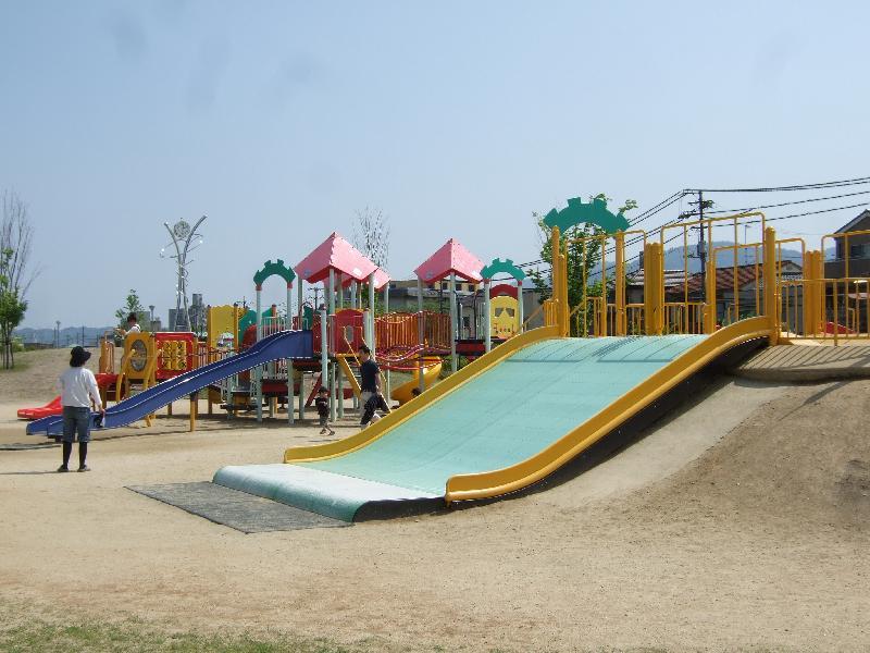福山みなと公園の写真・特徴・説明 ::: e公園(いこうえん)
