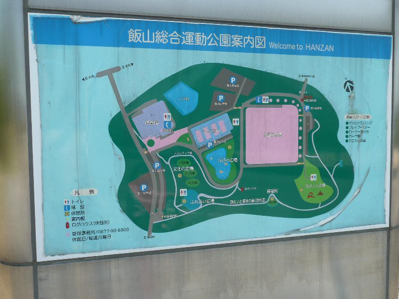 公園 飯山 運動